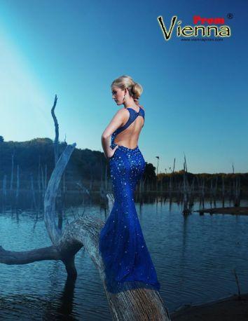 Vienna Prom Spring 2015 MUA: Joshaa Flores Hair: Nick Addison Photography: Clark Perkins